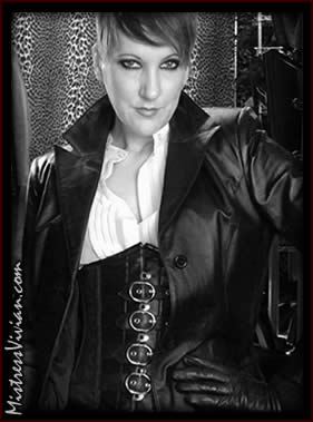 Mistress Vivian Face Shot